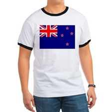 Flag of New Zealand 4 T