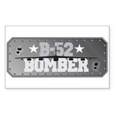B-52 Bomber Aviation Stickers