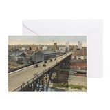 Vintage Youngstown - Market St. Greeting Card