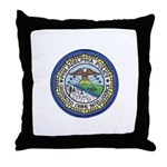Philadelphia Police Intel  Throw Pillow