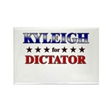 KYLEIGH for dictator Rectangle Magnet (10 pack)