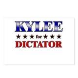 KYLEE for dictator Postcards (Package of 8)