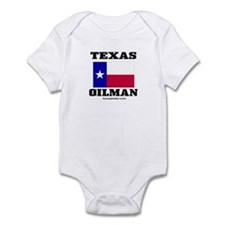 Texas Oilman Infant Bodysuit