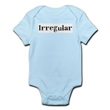 Irregular Infant Creeper