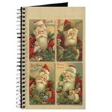 TLK024 Vintage Santas Journal