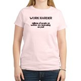 Cute Work T-Shirt