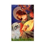 Angel3/Shih Tzu (P) Sticker (Rectangle)