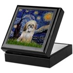 Starry / Shih Tzu (p) Keepsake Box