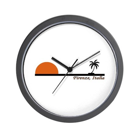 Firenze, Italia Wall Clock