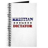 KRISTIAN for dictator Journal