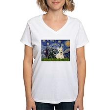 Starry /Scotty pair Shirt