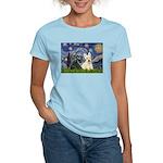 Starry /Scotty pair Women's Light T-Shirt