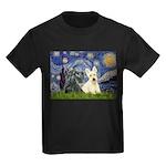 Starry /Scotty pair Kids Dark T-Shirt