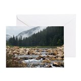 Spearfish Canyon, Black Hills Greeting Card