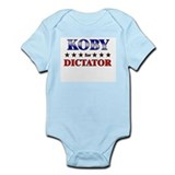 KOBY for dictator Onesie