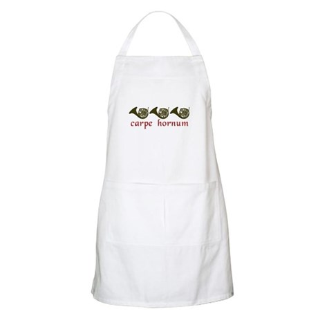 Carpe Hornum BBQ Apron