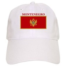 Montenegro Baseball Cap