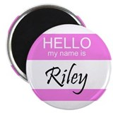 "Riley 2.25"" Magnet (100 pack)"