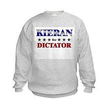KIERAN for dictator Sweatshirt