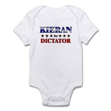 KIERAN for dictator Infant Bodysuit