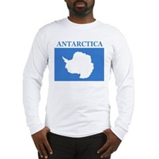 Antarctica Long Sleeve T-Shirt