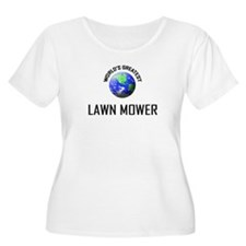 World's Greatest LAWN MOWER T-Shirt