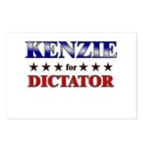 KENZIE for dictator Postcards (Package of 8)