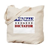 KENZIE for dictator Tote Bag