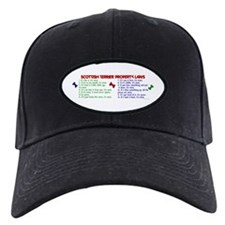 Scottish Terrier Property Laws 2 Baseball Hat