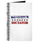 KENDRICK for dictator Journal