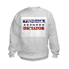 KENDRICK for dictator Sweatshirt