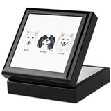 Ellie Buddy Louie Keepsake Box