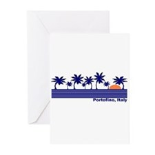 Portofino, Italy Greeting Cards (Pk of 10)