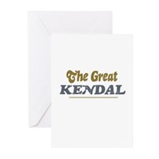 Kendal Greeting Cards (Pk of 10)