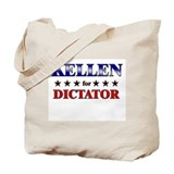 KELLEN for dictator Tote Bag