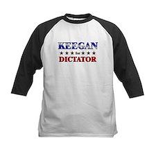 KEEGAN for dictator Tee