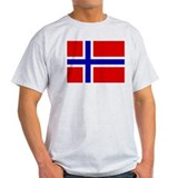 Norwegian Flag T-Shirt