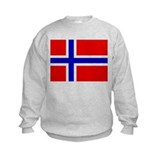 Norwegian Flag Sweatshirt