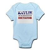 KAYLIE for dictator Onesie