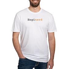 Enginerd in Orange Shirt