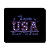 Team USA Mousepad
