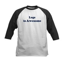 Luge is Awesome Tee