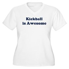 Kickball is Awesome T-Shirt