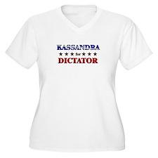 KASSANDRA for dictator T-Shirt