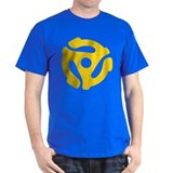 45 RPM Adapter T-Shirt