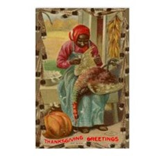 1909 Thanksgiving Remake Postcards (Pk of 8)