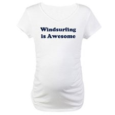 Windsurfing is Awesome Shirt