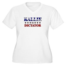KALLIE for dictator T-Shirt