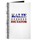 KALIE for dictator Journal