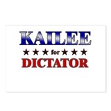 KAILEE for dictator Postcards (Package of 8)